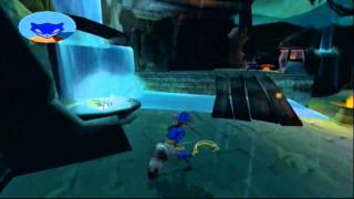 Sly 2: Band of Thieves (PS3) Part 28 - The Predator Awakens - Water Bug Run