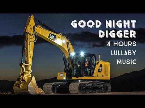 Construction Lullaby Music! Sleepy Time for Little Boys