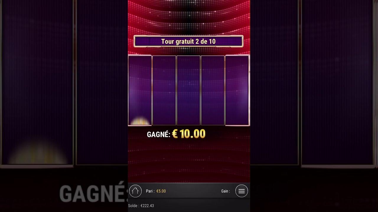 Casino en ligne big win free spin #cresus