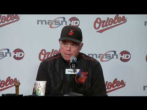Buck Showalter on Jeremy Hellickson getting acclimated
