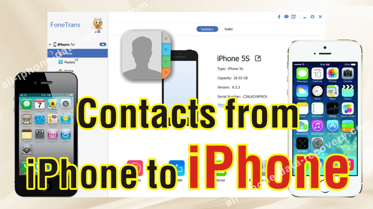 how to delete contacts from iphone 6s