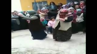 zayıflamak için dans eden kadınlar 😂