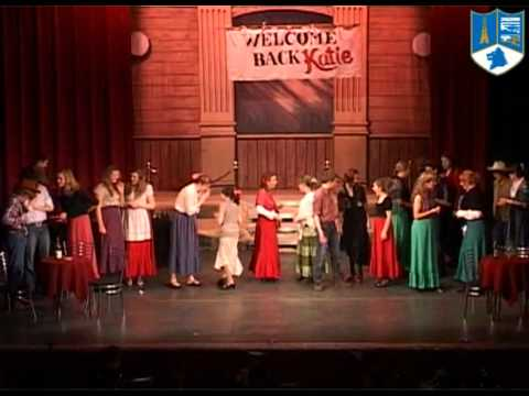 UVHS Performing Arts 2012 - Calamity Jane Finale