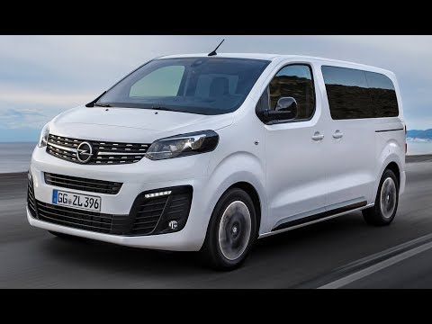2019 Opel Zafira