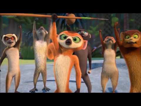 All Hail King Julien - The Butterfly War Trailer (fanmade)