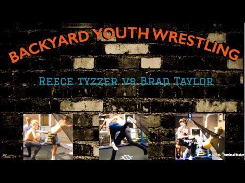 BYW #5 Reece Tyzzer vs Brad Taylor No Referee Match