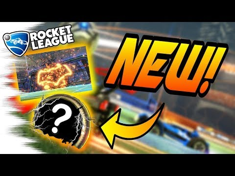 Rocket League Update: NEW ANIMATED WHEELS, Black Market, Double WHITE APEX! + Freestyles Gameplay