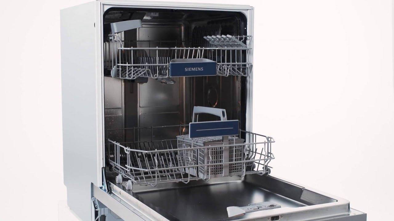 Siemens SN436S05IS Diskmaskin - YouTube 5c14b37eaacaf