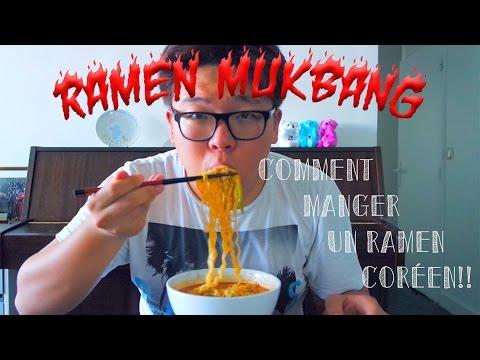 comment-manger-un-ramen-corÉen!!-(degustation-nouilles)