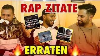 RAP ZITATE ERRATEN 👊🎤 #2 | Good Life Crew