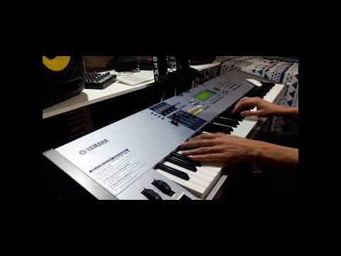 Close - Marvin Sapp Piano
