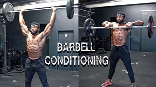 THE ULTIMATE FULL BODY BARBELL WORKOUT | Full workout and Top Tips