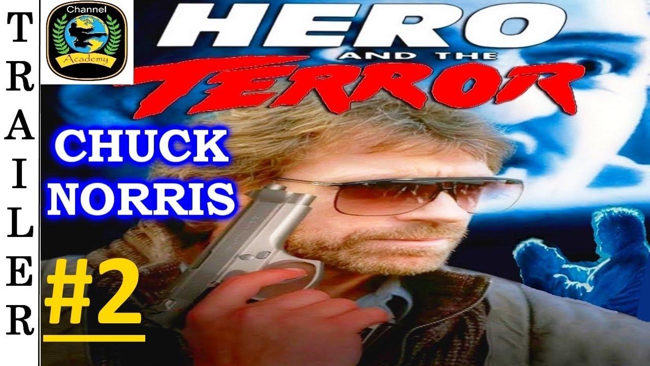 Download Hero and The Terror - 1988 - Trailer #2 HD 🇺🇸 - CHUCK NORRIS.
