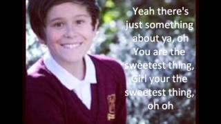 Jai Waetford-Sweetest Thing Lyrics