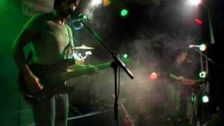 Future of the Left - Manchasm [Live in Crewe] HQ High Quality 2009