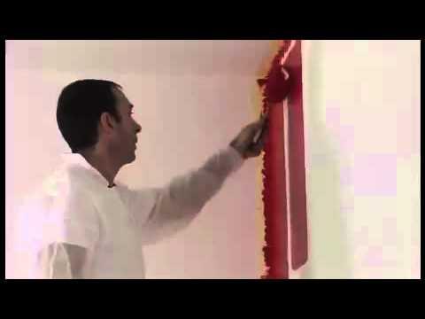 comment peindre un mur et éviter les traces de reprises - youtube - Eviter Les Traces De Rouleau Peinture