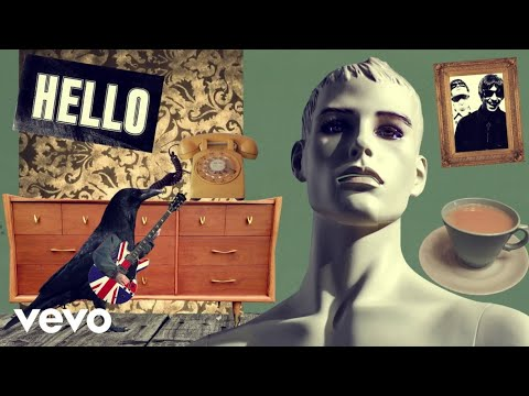 Oasis - Hello (Official Lyric Video)