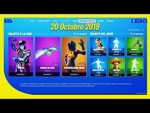 boutique-fortnite-du-20-octobre-2019-!-skin-danté-disponible-!