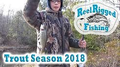 PA Spring Trout Season 2018
