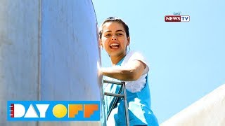 Day Off: Janine Gutierrez, magiging ice plant operator!