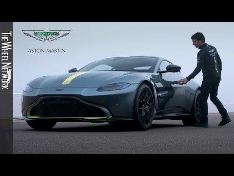 Aston Martin Vantage AMR: облегченный вариант с механической КПП