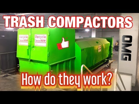 Trash Compactor! (How Does It Work)!?