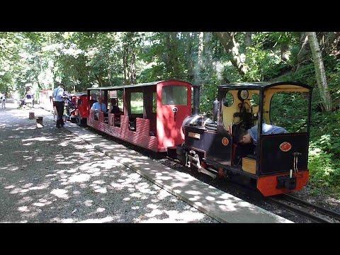 Rudyard Lake Steam Railway - Excalibur
