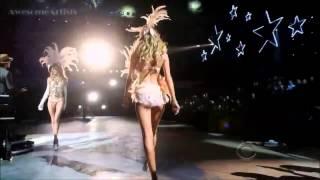 Bruno Mars  ,HD, Young Girls , Live  At Victoria's Secret Fashion Show  ,HD 720p