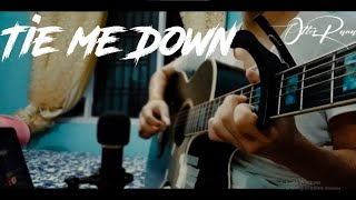Gryffin - Tie Me Down Guitar Fingerstyle (Cover) Free Tabs