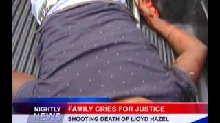 FAMILY CRIES FOR JUSTICE