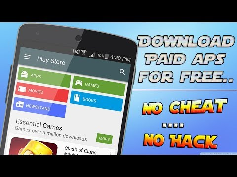 ✌ How To Download Paid Games/Apps For Free? [No Cheat/No Hack] ✌️