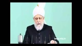 Comment implorer le pardon de Dieu : l'istighfar et le repentir en Islam  - sermon du 13-01-2012