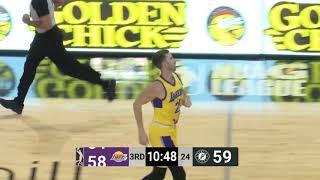 Travis Wear (17 points) Highlights vs. Austin Spurs