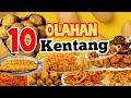 10 IDE KREATIF OLAHAN KENTANG - SIMPLE POTATO RECIPES