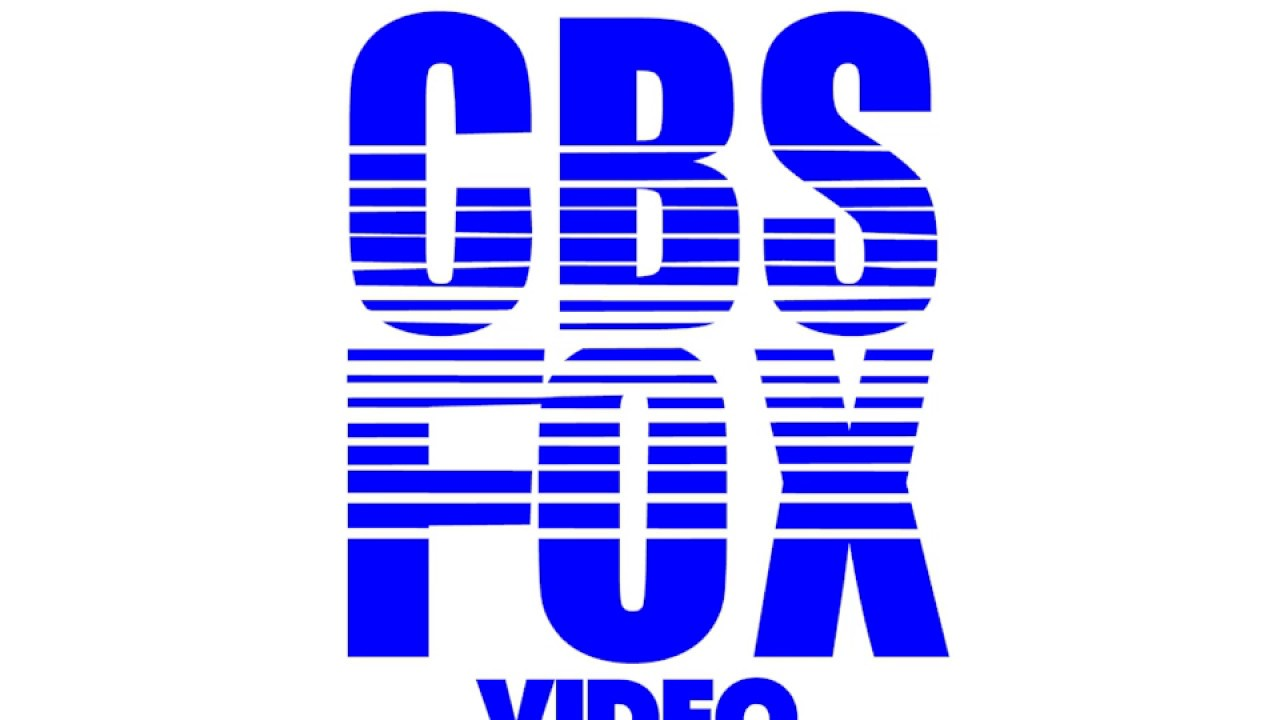cbs fox video logo 1982 v2 outdated 2 youtube rh youtube com mca universal home video logo 1994