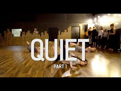 MILCK - Quiet   Blake McGrath Choreography   DanceOn Class - Part 1