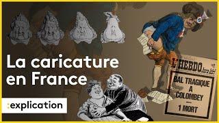 La caricature dans l'Histoire de France