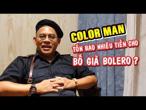 Color Man đầu tư bao tiền cho phim Bố Già Bolero
