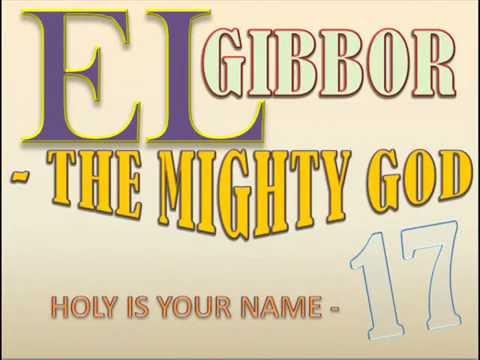El gibbor meaning
