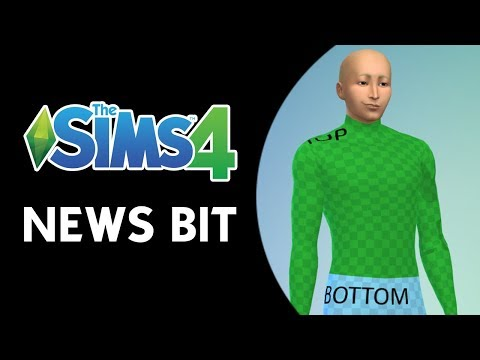 The Sims 4 News Bit: NEW PATCH & FREEBIES, SIMS SALE, USEFUL MODS, AND MORE!