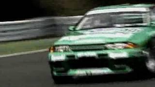 日産 GT-R プロモーションビデオ 01/21