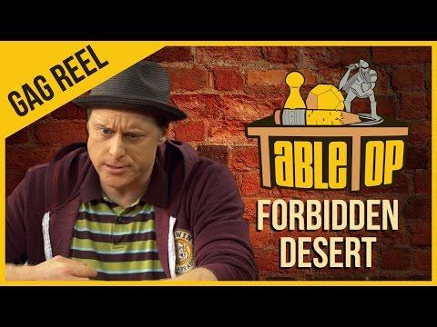 Forbidden Desert  Gag Reel  TableTop Season 3 Ep. 2