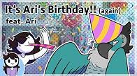 L'anniversaire de Ari! (encore)