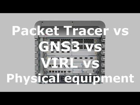 Packet Tracer Vs GNS3 Vs VIRL Vs Physical Equipment (Part 6). Feedback & Options. Got $2 Mil Spare?