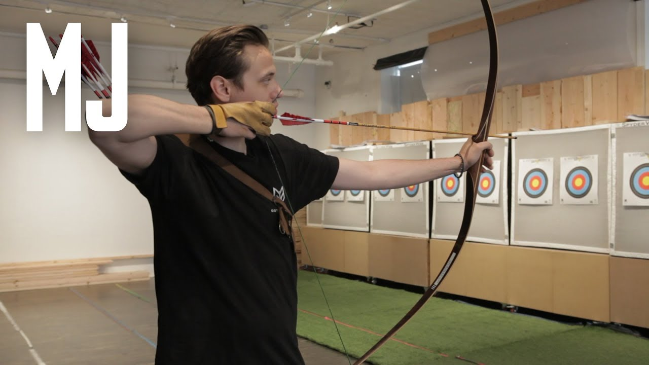 You're Doing It Wrong: How to Shoot an Arrow