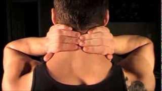 Self Massage: Stiff neck