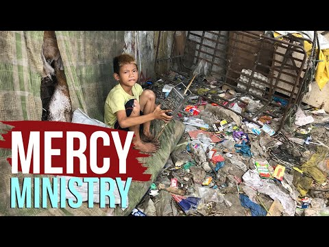 What we do: Mercy Ministry | TONDO MANILA