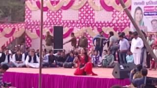 Sapna dance in Delhi