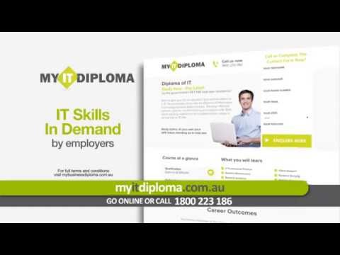 Diploma of IT - Information Technology - Study Online - VET FEE HELP