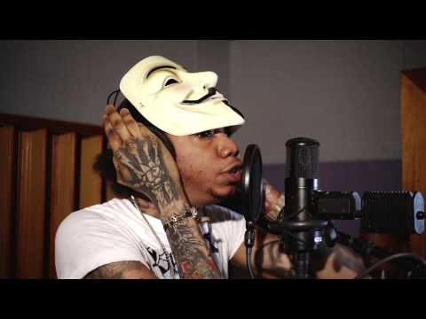 Alkaline freestyle for Seani B for BBC 1Xtra in Jamaica